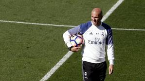 Fin a la racha de Zidane