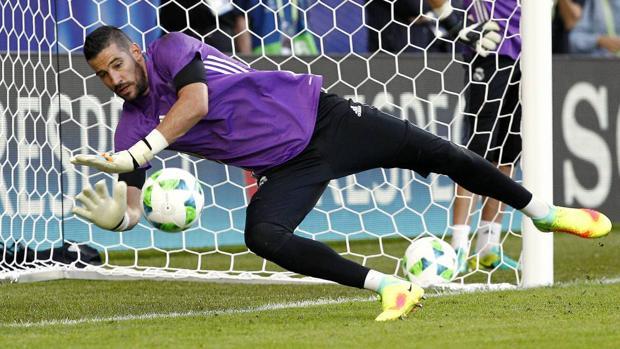 Real Madrid-Villarreal:  Casilla hace dudar a Zidane
