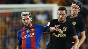 Messi, tres semanas de baja por una rotura muscular