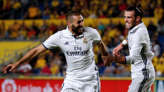 Así ha celebrado Benzema su gol