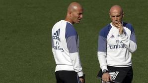 Zidane, el líder de las rotaciones