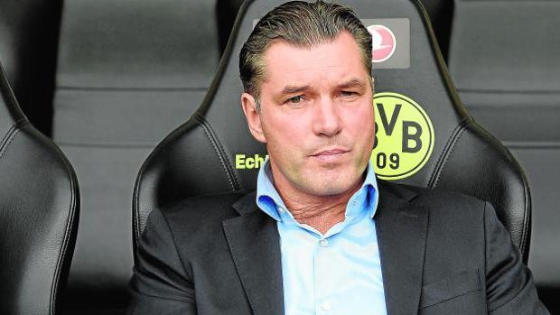 Dortmund-Real Madrid:  Michael Zorc, el Monchi de Alemania