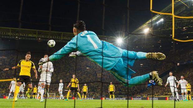 Borussia-Real Madrid:  Keylor no se esconde: «Tomé una mala decisión»
