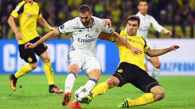 Karim vuelve a ser Benzema