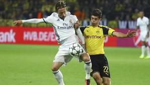 Modric sufre una lesión condral en una rodilla y no debe jugar con Croacia