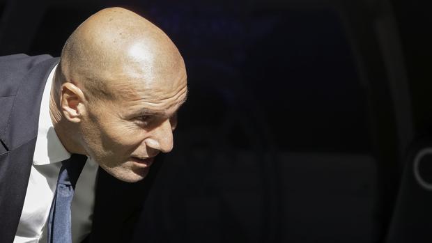 Real Madrid:  Zidane se flagela con todas las culpas