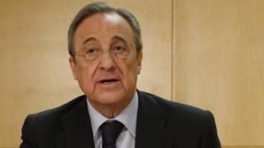 Florentino Pérez cumple otro reto del año 2000