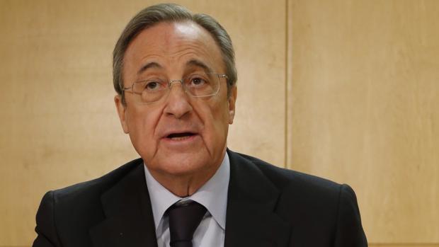 Real Madrid:  Florentino Pérez cumple otro reto del año 2000