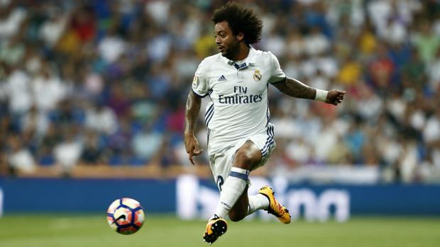 Betis-Real Madrid:  Marcelo vuelve en el momento justo