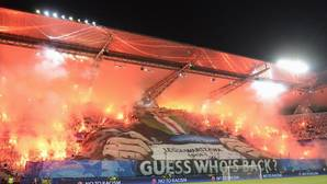 «Máxima preocupación» por los violentos ultras del Legia de Varsovia