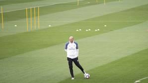 Zidane: «No soy mago, pero tenemos que volver a hacerlo todo para ganar»