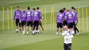 Ante el Betis, un Madrid invertebrado