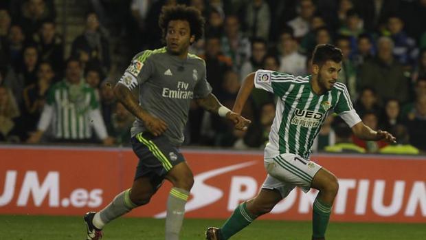 Al Betis y al Real Madrid les gusta el 1-1
