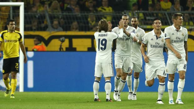 Champions:  Dónde ver el Real Madrid-Legia Varsovia