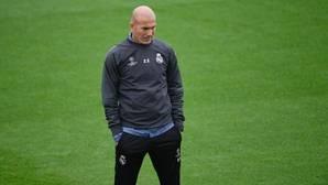 Zidane: «Me molestan las palabras de Hollande»