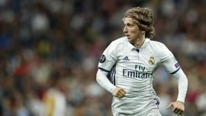 El Real Madrid renueva a Modric hasta 2020