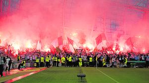 Así son los ultras del Legia, los más peligrosos de Europa