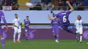 ¿Qué gol es mejor, el de Nacho o el de Zidane en la Novena?