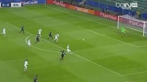 El golazo de Bale por la escuadra