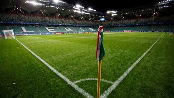 Así está ahora el estadio del Legia