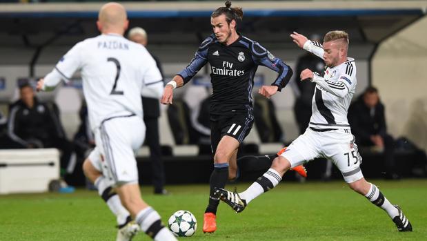 Resultado Legia-Real Madrid:  El Madrid se deja remontar