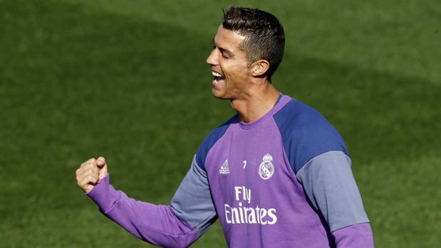 Real Madrid:  Cristiano, físicamente al cien por cien