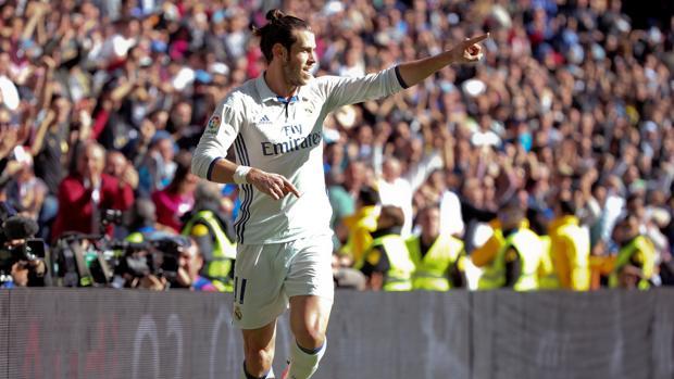 Bale rompe el cerrojo con dos goles en cinco minutos