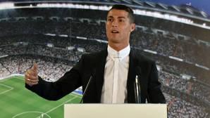 Cristiano: «No es mi último contrato, lo aviso»