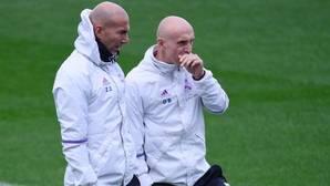 Zidane destaca la importancia de la «puerta cero»: «Marcamos siempre»