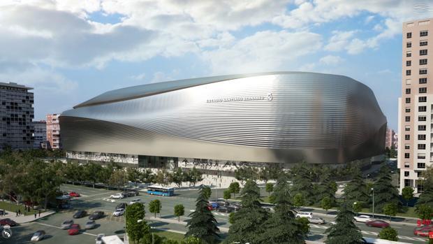 Nuevo Bernabéu: objetivo, comenzar las obras en mayo