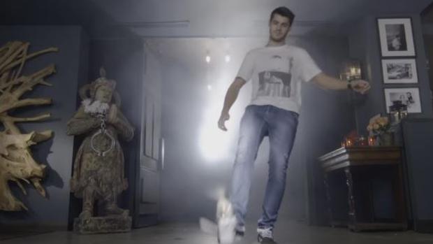 Real Madrid:  Morata hace un cameo en el último videoclip del hijo de Bárenas