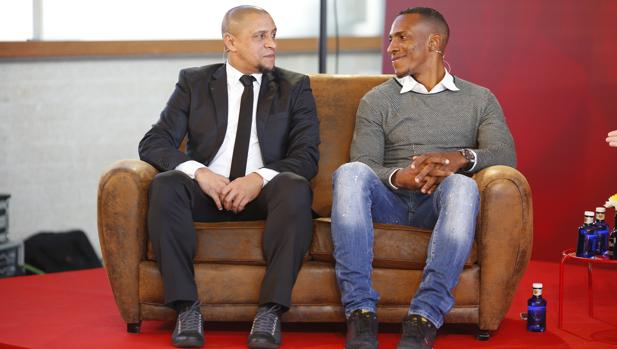 Roberto Carlos: «Marcelo es el mejor lateral izquierdo del mundo»
