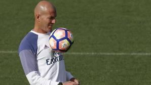 Zidane, invicto de derbi a derbi