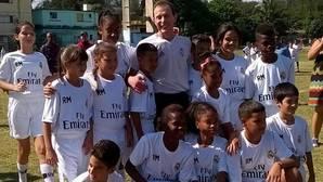 El Real Madrid hace escuela en Cuba