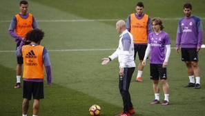 Zidane: «Morata está molesto, yo estoy molesto, y la Federación también»