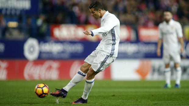 Atlético-Real Madrid:  Cristiano reivindica su poder