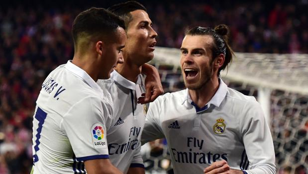 Bale explota por la izquierda