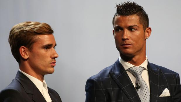 Ronaldo desvela lo que Griezmann le dijo tras la final de la Eurocopa