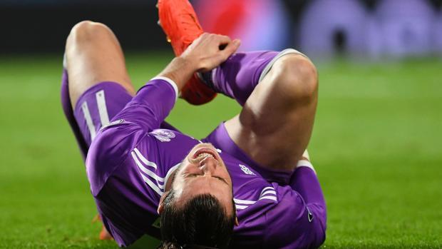Sporting-Real Madrid:  Preocupante lesión de Gareth Bale