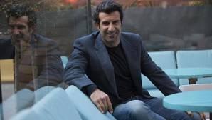Entrevista Luis Figo: «El mejor Cristiano siempre está por llegar»