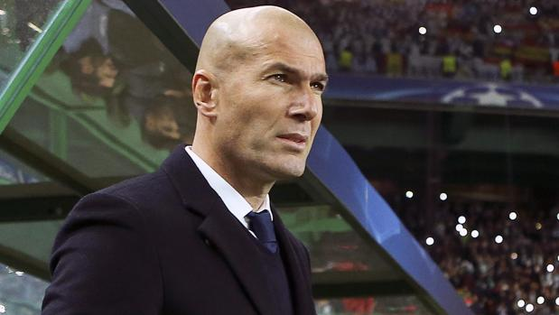 Zidane: «Hemos sufrido mucho, pero es normal en 'Champions'»