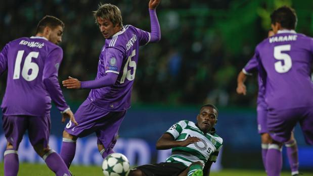 Real Madrid:  La gran «rajada» de Coentrao