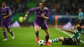 Bale se opera, seis semanas de baja