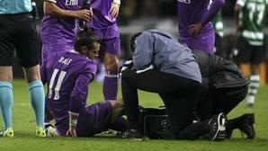Así es la lesión de Bale