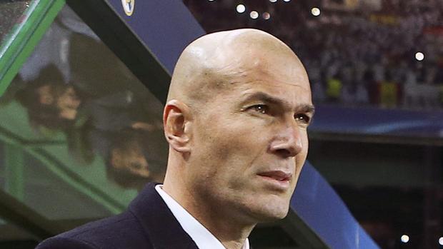 Zidane: «La buena noticia fueron los tres puntos»