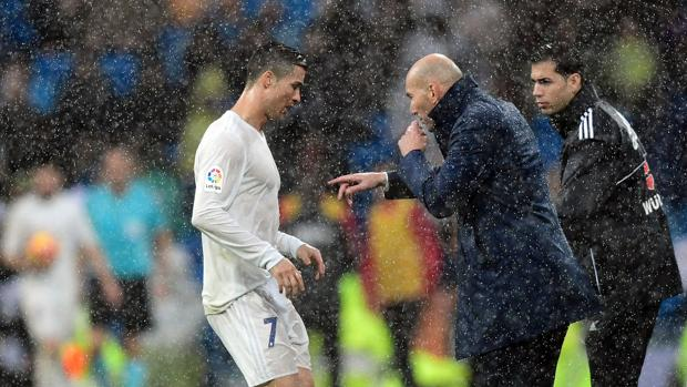 Cristiano decide una final de Liga