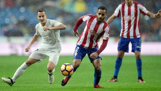 Real Madrid:  Lucas, el cuarto centrocampista del clásico