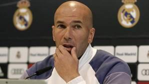Zidane, tocado: «Estamos muy tristes»