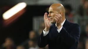 La gesta que puede lograr Zidane en el Camp Nou