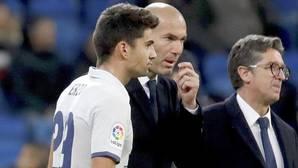 Zidane, prudencia con Enzo